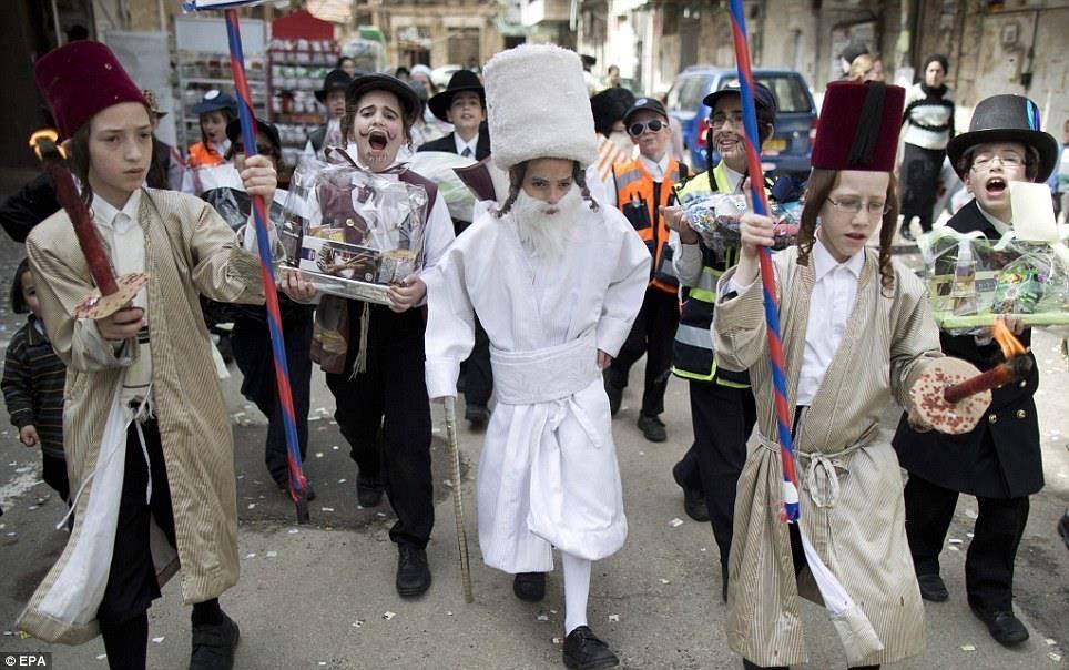 Purim Hash #767
