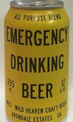 Emergency Beerienteering