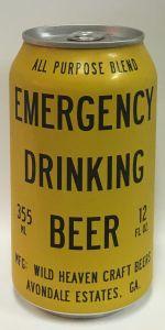 Emergency Beerienteering