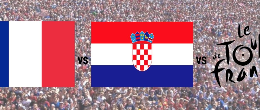 BH3 #848: France vs Croatia vs Tour de France